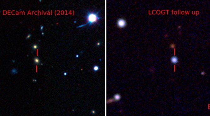 Artık Güneş'ten 570 milyar kat daha parlak Süpernova'mız var