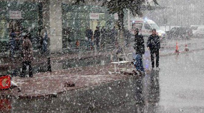 Yarın kar yağışı olacak mı? İstanbul'da hava durumu nasıl olacak?