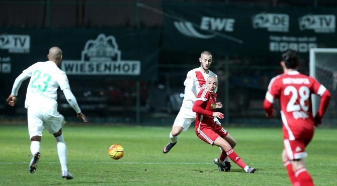 Medicana Sivasspor – Werder Bremen: 0-0 (Hazırlık maçı)