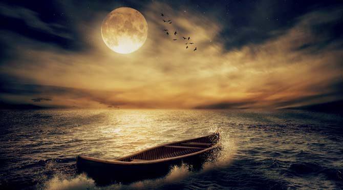 Astrolojide Ay