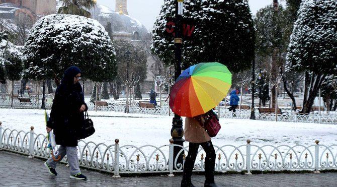 Meteoroloji'den yeni kar yağışı uyarısı