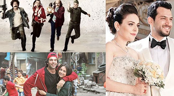 2015'te yerli filmler konuşuldu