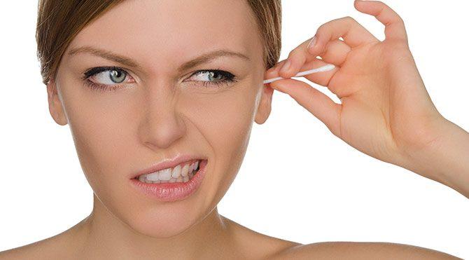 Kulak kirini temizlemenin en kolay yolu