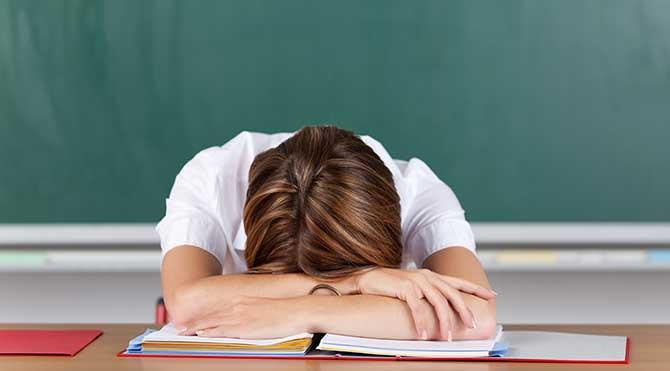 Öğretmen adaylarının sınav sonuçları vahim!