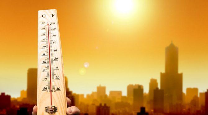 2015 en sıcak yıl oldu