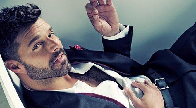 Ricky Martin'den çok konuşulacak açıklama