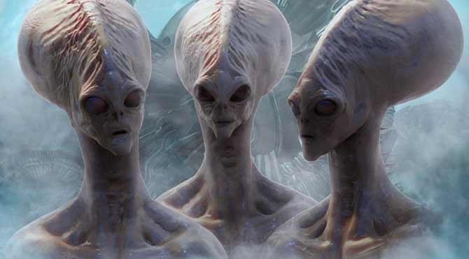 SETI astronomu: 2100 yılına kadar insan ırkının yerini uzaylı türü alacak