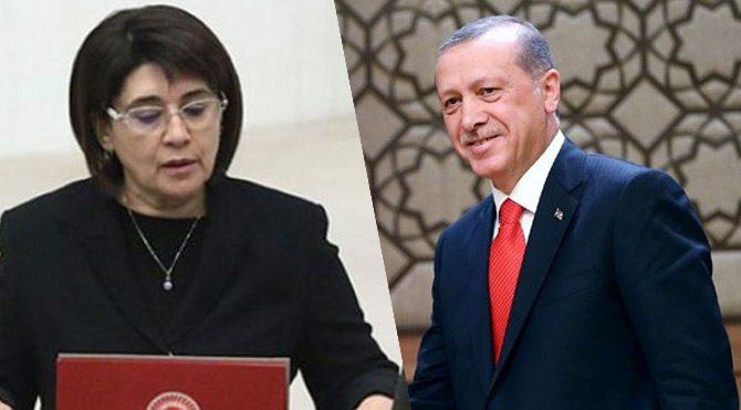 Erdoğan, Leyla Zana ile görüşecek