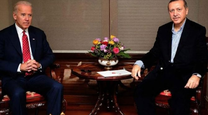 Erdoğan-Biden görüşmesi sonrası açıklama