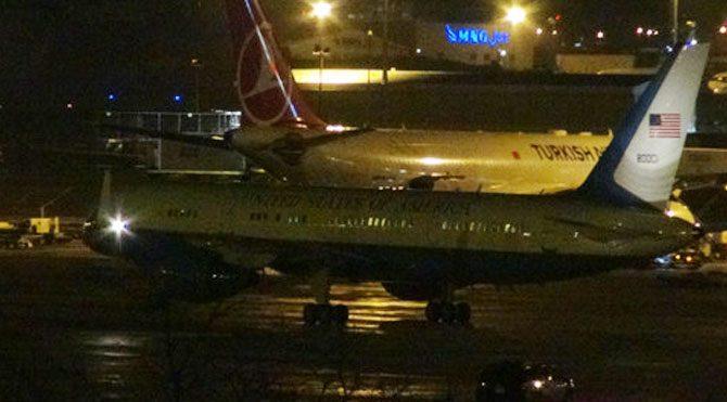 ABD Başkan Yardımcısı Biden Türkiye'den ayrıldı!