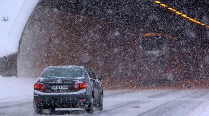 Meteoroloji'den 'yoğun kar yağışı' uyarısı