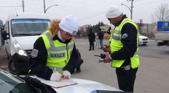 Ehliyete Yazılan Trafik Cezası Sorgulama