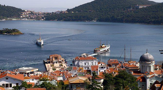 İstanbulda rahat bir nefes almanın tek adresi: Adalar