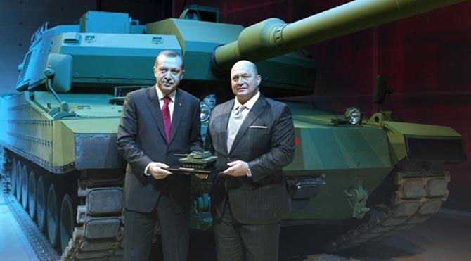 Altay Tankı'nın ihalesiyle Erdoğan niçin ilgileniyor