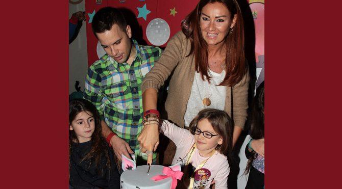Foto: Bülten - Pınar Altuğ kızının doğum gününü kutladı