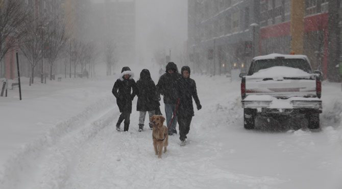 Kar fırtınası ABD'de 31 kişinin ölümüne neden oldu