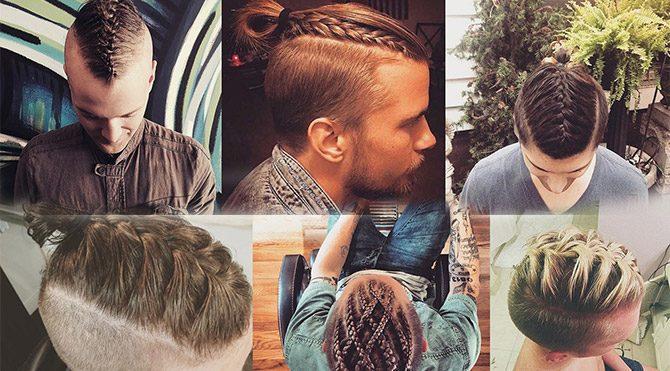 Instagram'ın yeni trendi: Erkek örgüleri