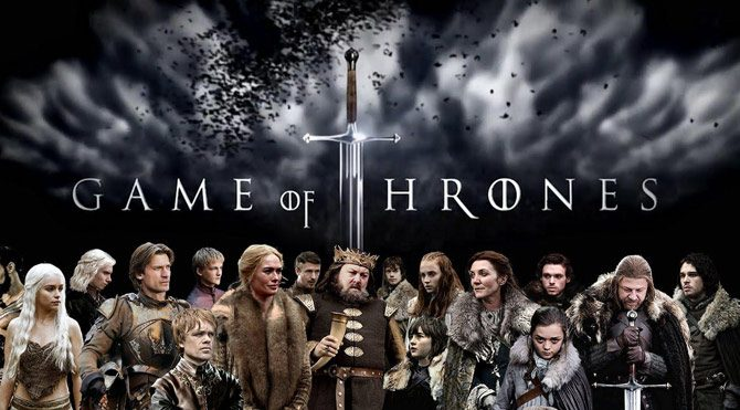 Türk oyuncu Tamer Hassan Game Of Thrones'da