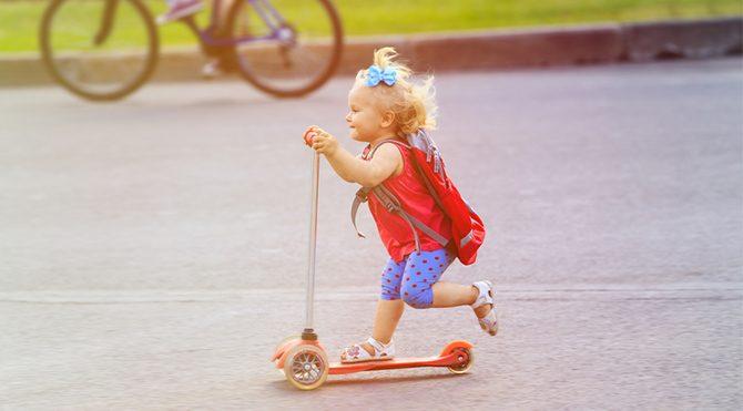 6 yaşından küçükler hangi sporu yapmalı?
