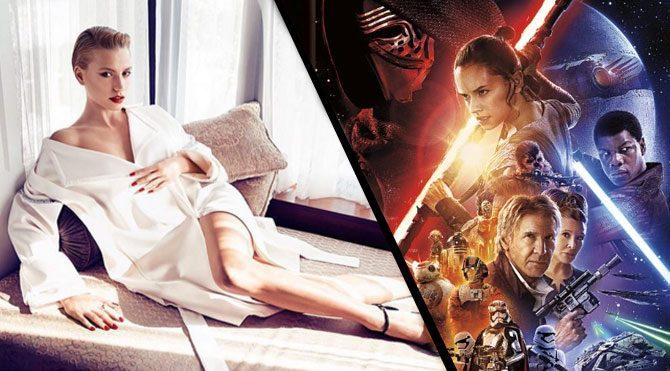 Serenay Sarıkaya'nın Star Wars yorumu