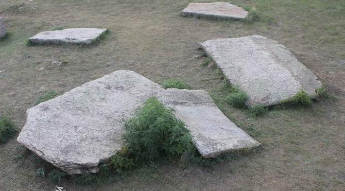 Türklerin 1300 yıllık parmak izi