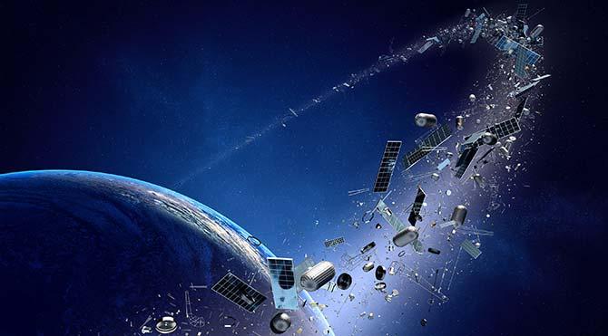 Rusya Bilimler Akademisi: Dünya savaşı uzay çöpünden dolayı çıkacak