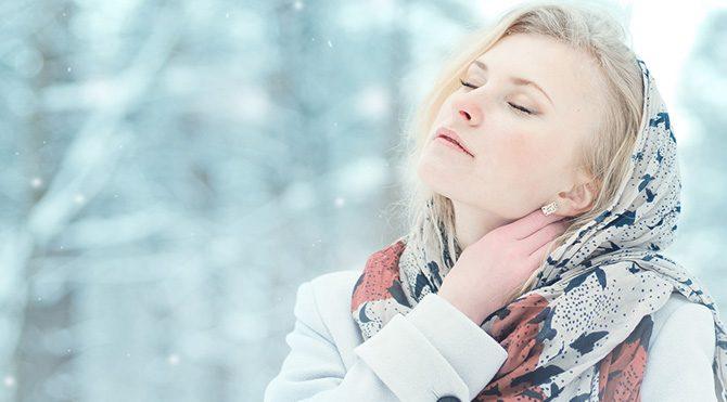 Kışın nemli bir cilt için ne yapmalı?