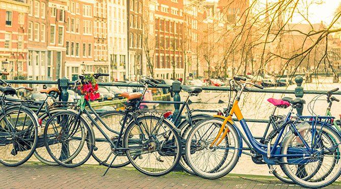 Yarı yıl tatilinin favorisi Amsterdam