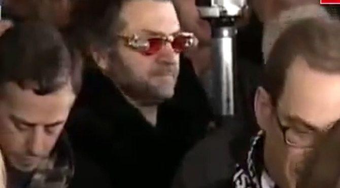 Mustafa Koç'un cenazesindeki esrarengiz adamın sırrı çözüldü