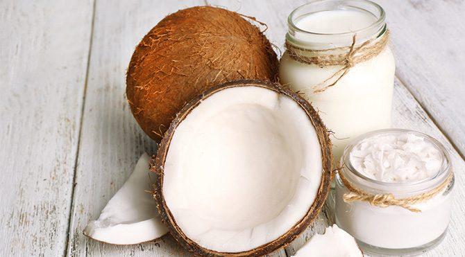 Hindistan cevizi sütünün cilt için 5 faydası
