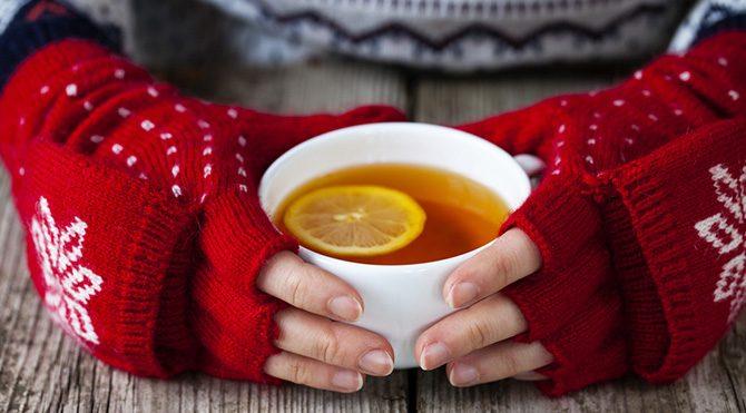 Kış çayından ıhlamuru çıkarın, bal katmayın!