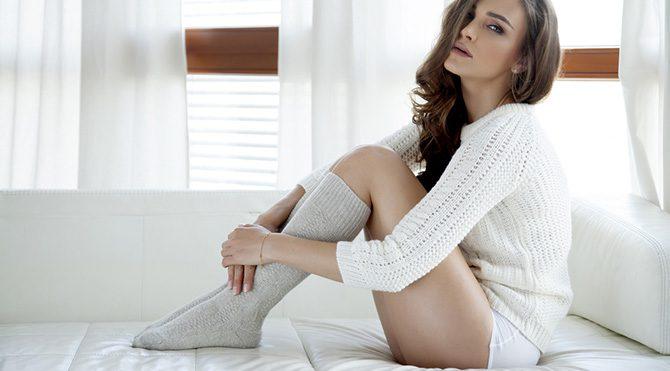 Kadınlar kış aylarında daha seksi!