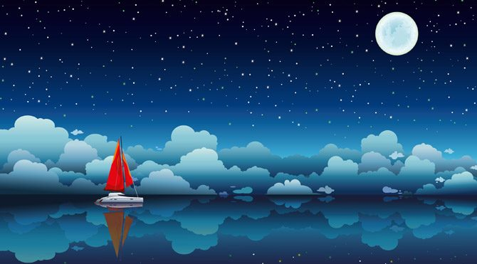 Ay Terazi'de: Etrafınıza daha iyi bakın!