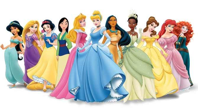 Disney çizgi filmlerinde kadın karakterler artık daha az konuşuyor
