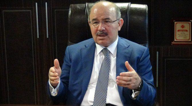 AKP'li Metin Külünk'ten Hüseyin Çelik'e tepki