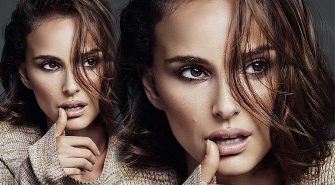 Natalie Portman'dan çarpıcı reklam kampanyası