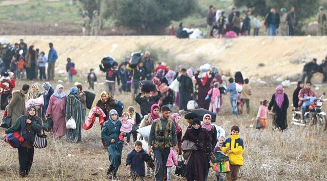 Türkiye'deki Suriyeliler için ne kadar harcandı?