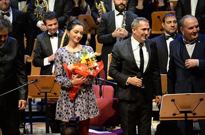 Yavuz Bingöl'ün ünlüler orkestrası