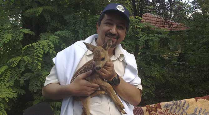'Hayvanlara huzur vermeyen toplum huzur bulamaz'