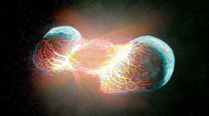 Yeni araştırma ortaya koydu: Dünya aslında iki gezegenden oluşuyor, Ay ise onların bebeği