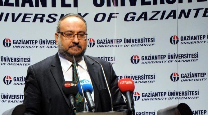 Rektör Coşkun: Suriye meselesinin iyi analiz edilmesi lazım