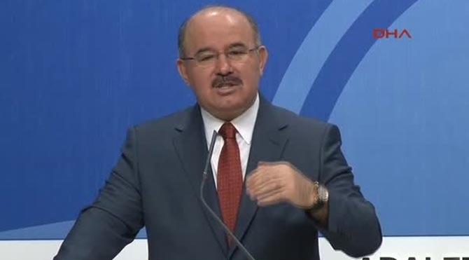 Hüseyin Çelik, AKP Genel Başkan danışmanlığından istifa etti