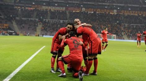 Galatasaray Gaziantespor maç özeti izle (GS 3-1 G.Antepspor)