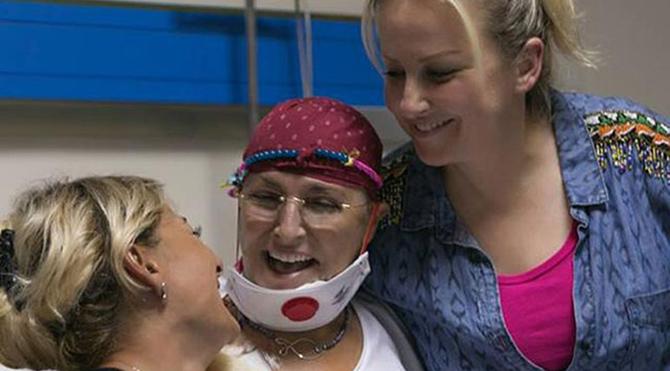 Naşide Göktürk kanserle olan mücadelesini paylaşıyor