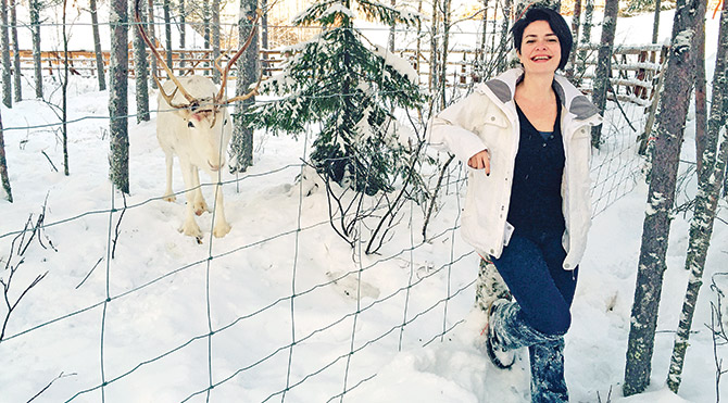 Kuzey Kutbu'nda bir demokrasi masalı