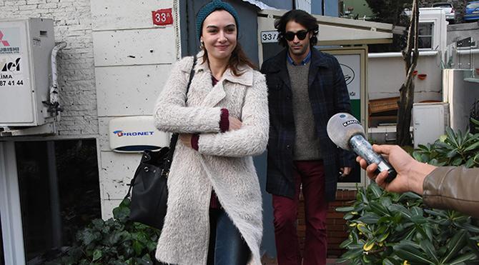 Sarp Levendoğlu ve Birce Akalay imzayı attı