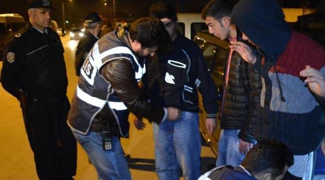 İstanbul'da 39 ilçede huzur operasyonu!