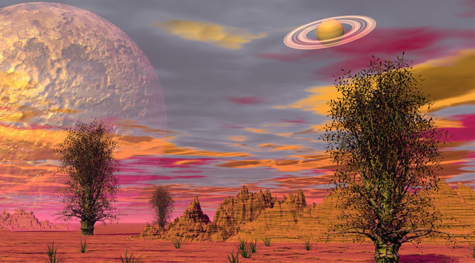 Gezegenlerin konumunu ilk hesaplayan uygarlık Babiller
