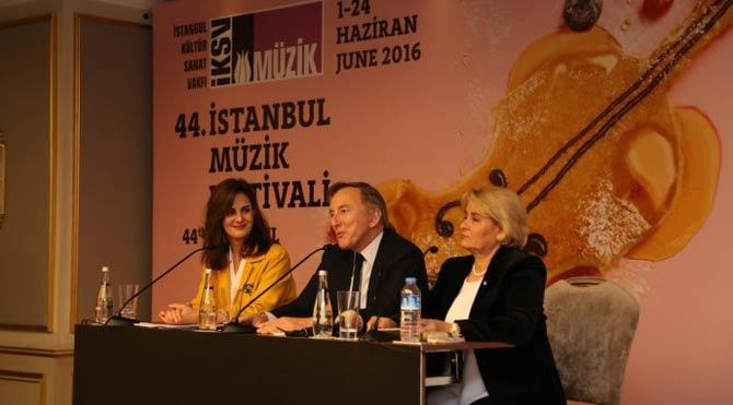 44. İstanbul Müzik Festivali'nin teması Shakespeare