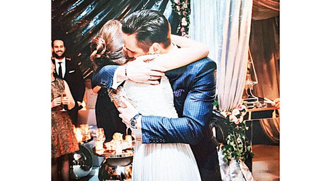 Nikah İstanbul'da düğün St. Moritz'de